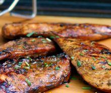 Marinade grecque (porc, boeuf, poulet)