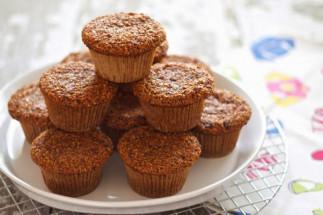 La recette facile des meilleurs muffins aux sons!