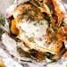 Recette facile de papillote de poulet au Parmesan!