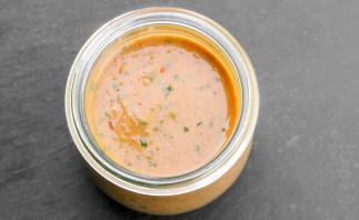 Recette facile de vinaigrette tomates et basilic!
