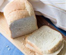 Le meilleure pain blanc (pour la machine à pain)