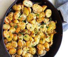 Patates rôties à l'italienne