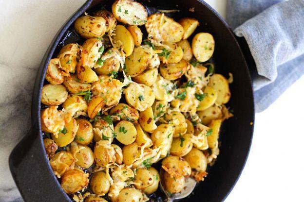 La recette parfaite des patates rôties à l'italienne!