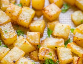 La meilleure recette de patates déjeuner!