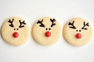Les biscuits du renne au nez rouge