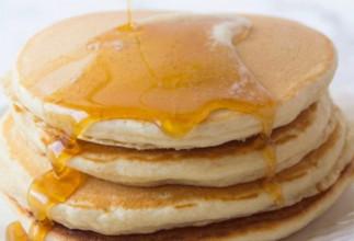La recette facile des pancakes à l'américaine!