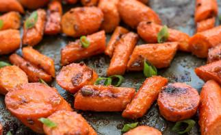 Le meilleur accompagnement de carottes à l'érable