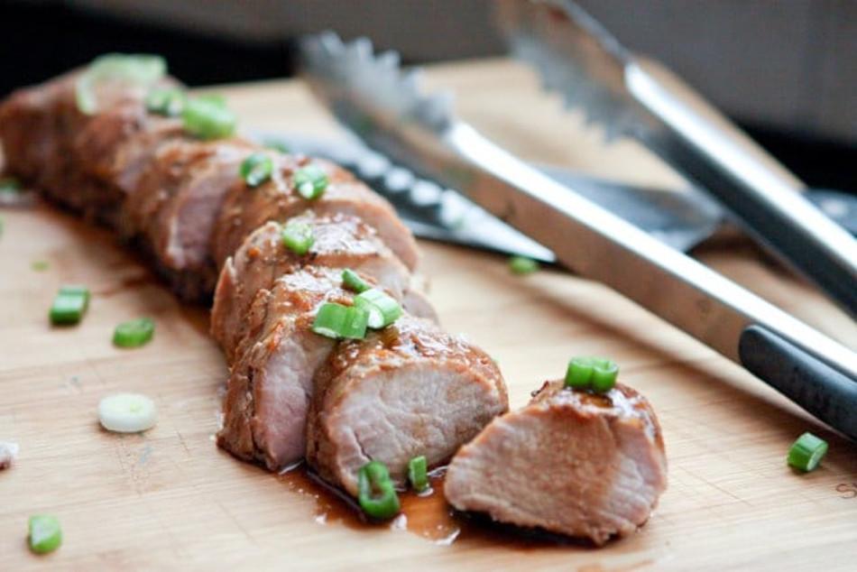 La recette facile de filet de porc l 39 asiatique dans la mijoteuse - Recette paupiette de porc facile ...