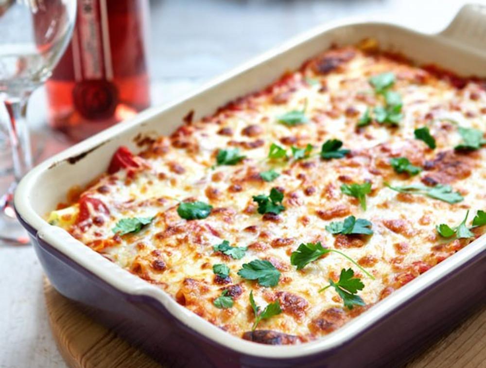 La meilleure recette de lasagne végétarienne!