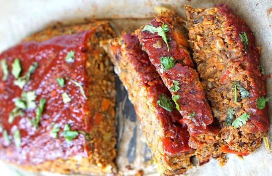 La délicieuse recette de pain de viande végétarien aux lentilles!