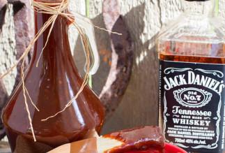 Sauce barbecue au Jack Daniels