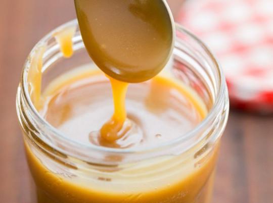 La recette facile de sauce au caramel!