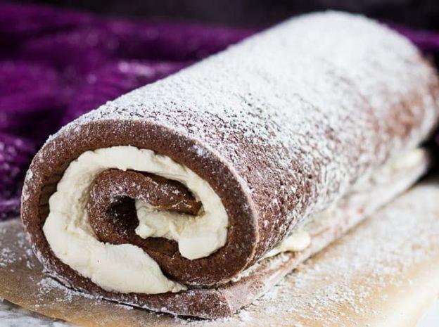La meilleure recette de gâteau roulé Suisse!