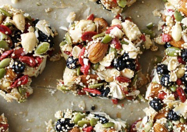 La recette parfaite de barres granola de superaliments!