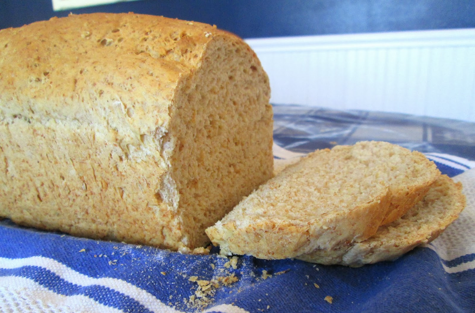La recette facile de pain à l'avoine (sans machine à pain)