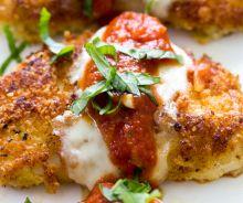 Poulet Parmesan (La meilleure)