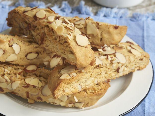 La meilleure recette de biscotti aux amandes!