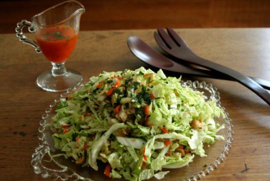 La meilleure salade de chou à la thaïlandaise!