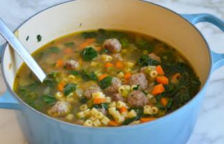 La meilleure recette de soupe de noces à l'italienne!