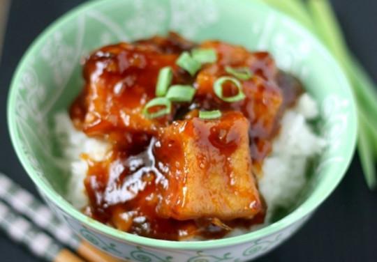 La meilleure recette de tofu du Général Tao au monde (Et super facile à faire!)