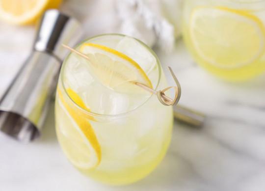 La recette parfaite de Cooler de vodka et Limoncello!