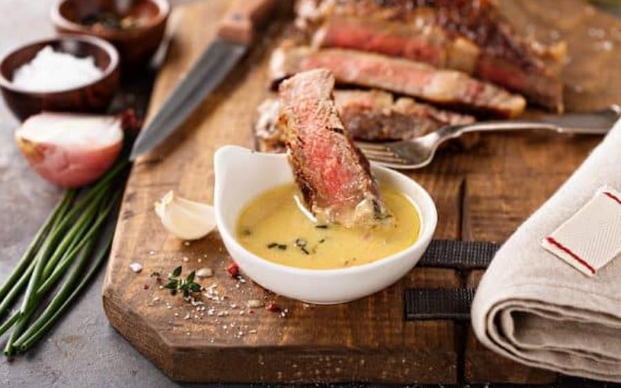 La recette de sauce à steak qu'on appelle « Le secret du chef »!