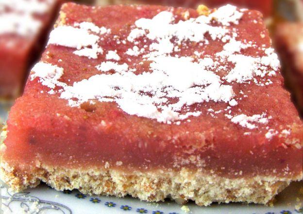 La meilleure recette de barres aux fraises et limonade!
