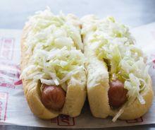Salade de chou à hot dog (style La Belle Province)