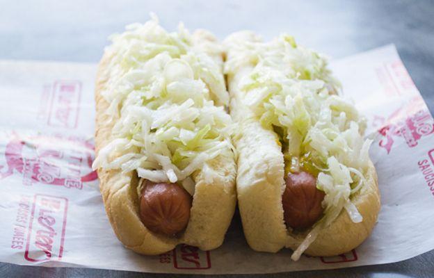 La recette secrète de salade de chou à hot dog (style La Belle Province)