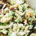 La recette facile de salade de pâtes aux pommes et céleri!