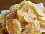 Chips au micro-ondes