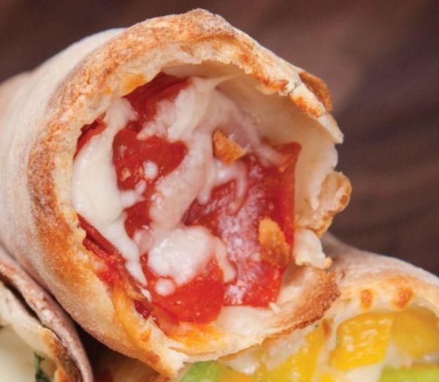 La recette facile de cornet de pizza! Un vrai délice