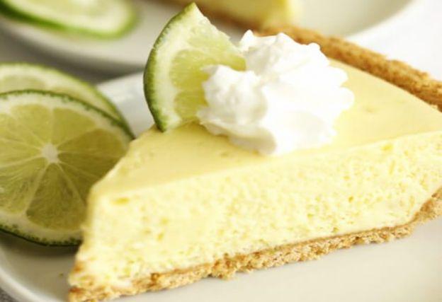 La recette facile de tarte à la lime (Key Lime Pie)!
