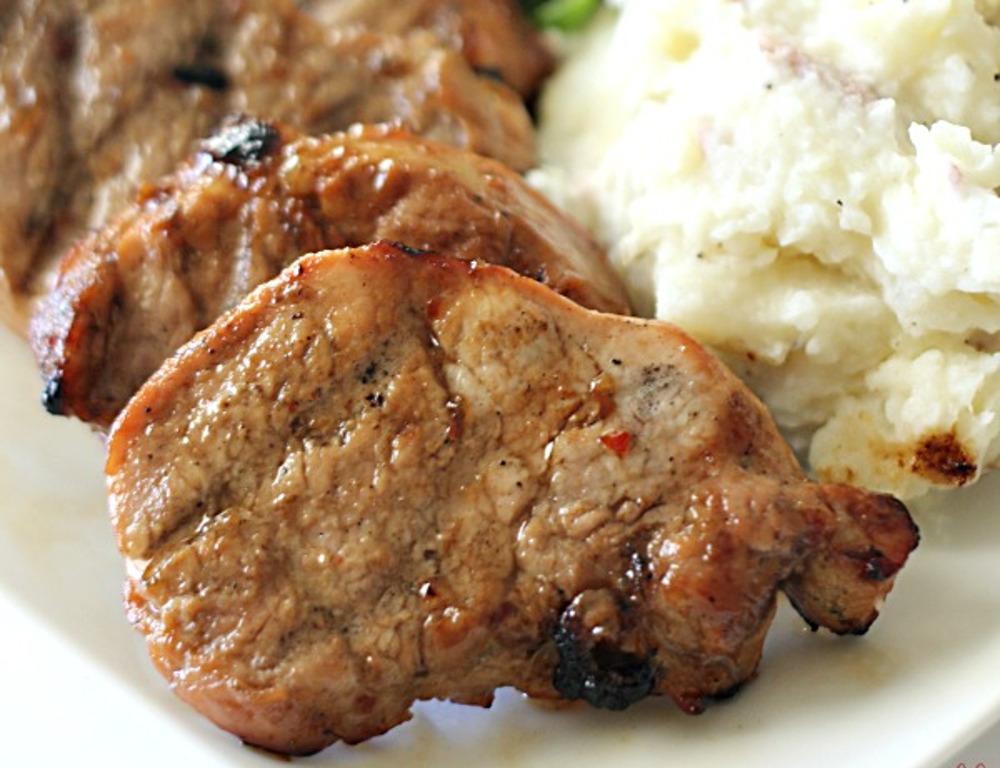 La meilleure recette de médaillons de porc grillés sur le BBQ!