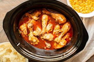 La délicieuse recette de pilon de poulet Buffalo à la mijoteuse!