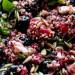 La recette facile de salade de quinoa fraîche aux petits fruits!