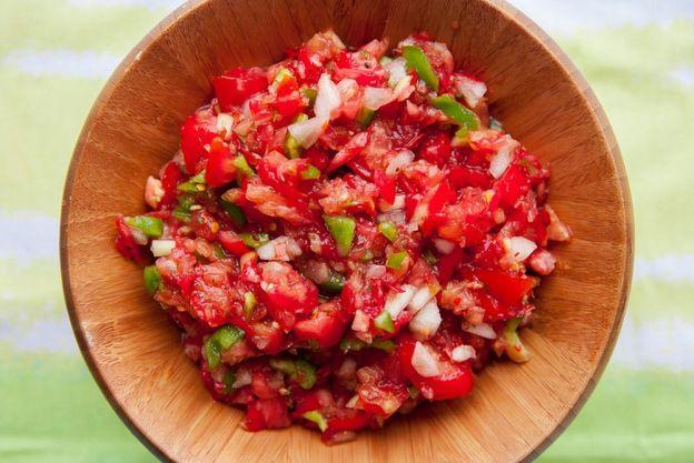 La meilleure recette de salsa de tomates fraîches!