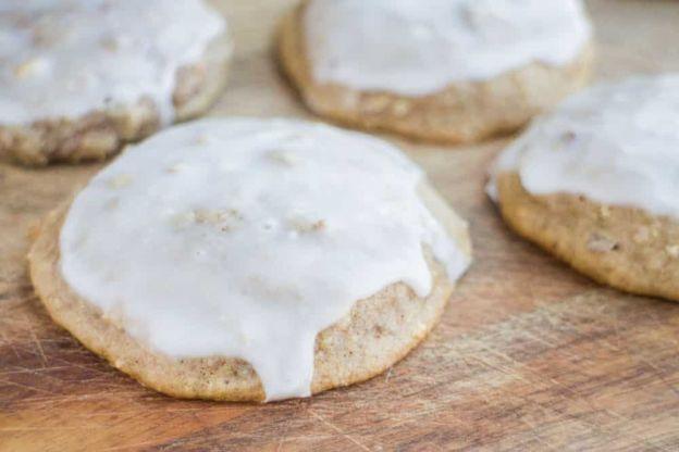 Une délicieuse recette facile de biscuits glacés aux concombres!