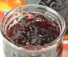 Confiture aux raisins