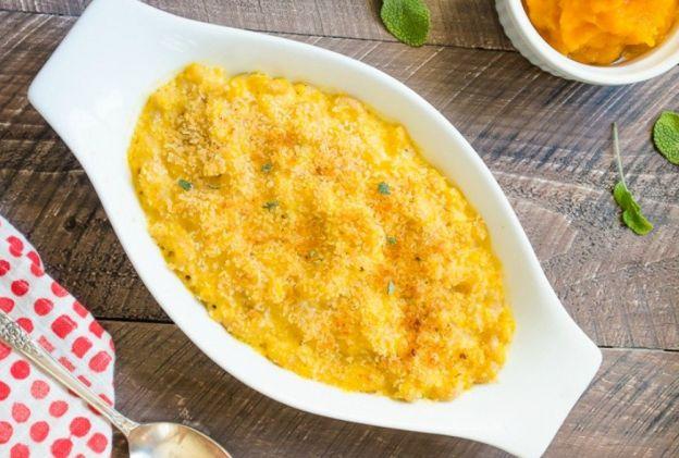 La recette de Mac & Chesse à la courge butternut est une super découverte automnale!
