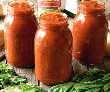 Sauce tomates à l'italienne