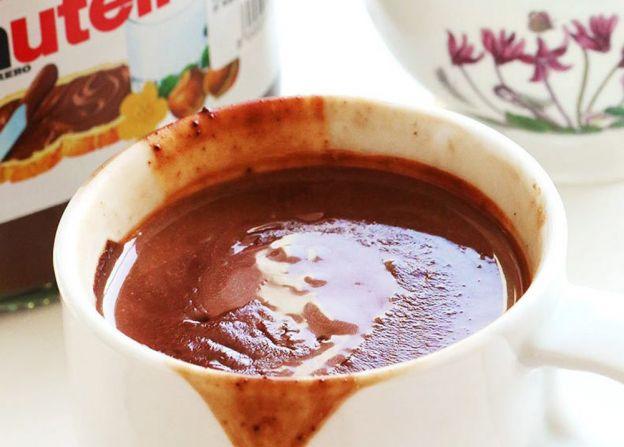 La meilleure recette de chocolat chaud au Nutella (style Bistrot!)