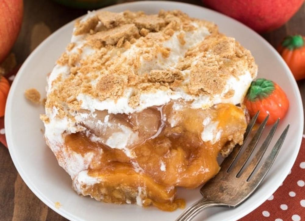 La recette parfaite de dessert aux pommes et à la citrouille (Sans cuisson)!