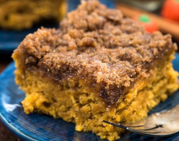 La meilleure recette de gâteau au café et à la citrouille!
