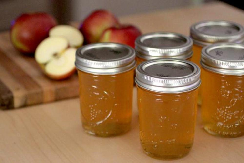 La meilleure recette de gelée de pommes (sans pectine!)