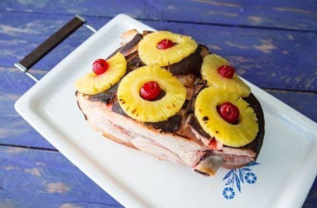 La bonne vieille recette de jambon au 7up et à l'ananas dans la mijoteuse!