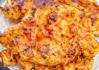 La recette facile de poulet au Whiskey et à l'ananas!