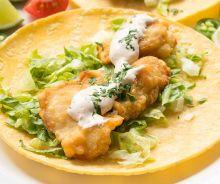 Sauce à tacos au poisson