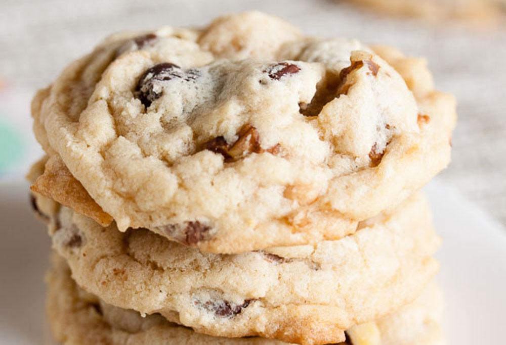 Les meilleurs biscuits au triple chocolat et noix de Grenoble!