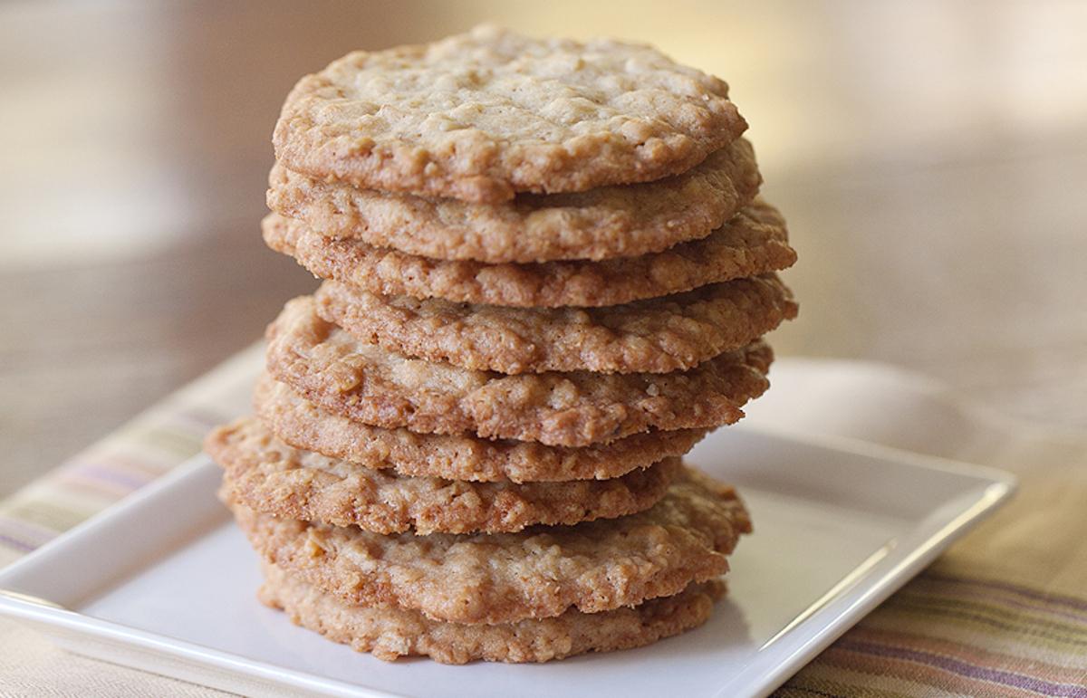 La meilleure recette de galettes d'avoine comme à l'école secondaire!
